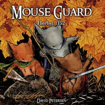 Mouse Guard - Herbst 1152