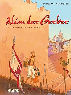 Alim der Gerber Band 1- Comic