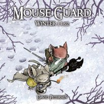 Mouse Guard - Winter 1152