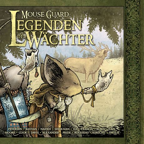 Mouse Guard: Legenden der Wächter