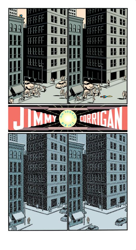 Jimmy Corrigan - Artprint