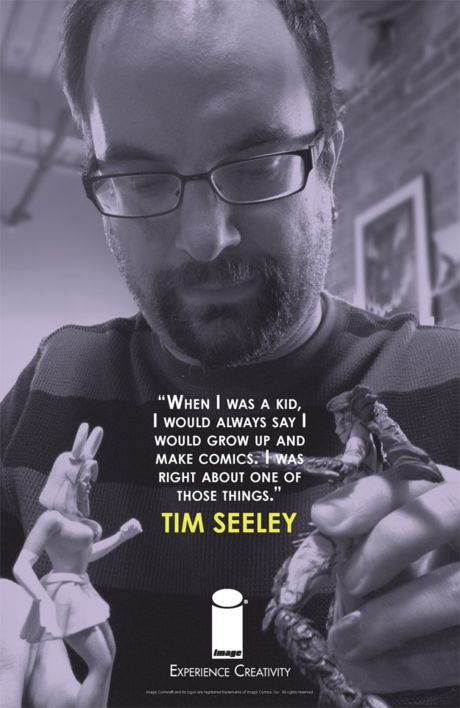 Tim Seeley - Statement
