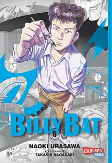 Billy Bat Comic