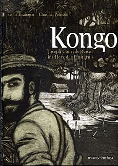 Kongo Comic Graphic Novel