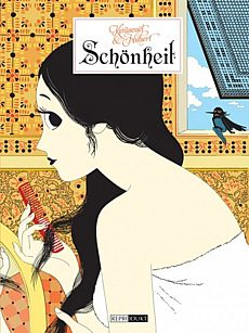 Schönheit Comic Graphic Novel