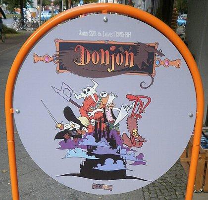 Donjon Fahrradständer - Zoom