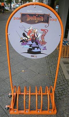 Donjon Fahrradständer