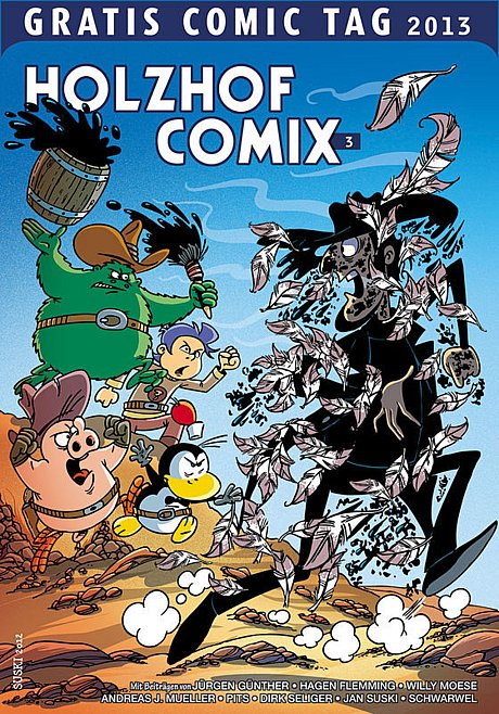 Gratis Comic Tag 2013 Comics Amp Graphics