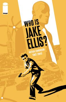 Who is Jake Ellis Comic Cover