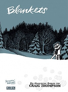 Blankets - Graphic Novel