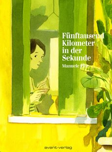 Manuele Fior Fünftausend Kilometer in der Sekunde Comic Graphic Novel