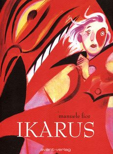 Manuele Fior Ikarus Comic Graphic Novel