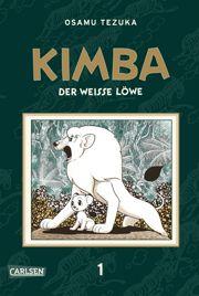 Kimba Der weisse Löwe